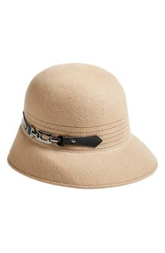 Nordstrom Wool Cloche available at #Nordstrom
