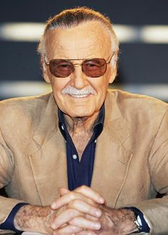 Stan Lee, is an American comic book writer, editor, actor, producer, publisher, television personality, and the former president and chairman of Marvel Comics.  (Lee, Stan; Mair, George (2002). Excelsior!: The Amazing Life of Stan Lee)