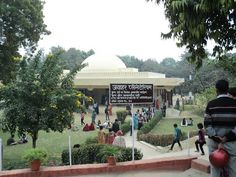 Jawahar Planetarium Allahabad – An Amazing Place to Visit - The planetarium was built around the end of 1970s. It is located next to the Anand Bhavan, which had been home to the Gandhi and Nehru families earlier and was turned into a museum then. It is looked after by the Jawaharlal Nehru Memorial Fund.