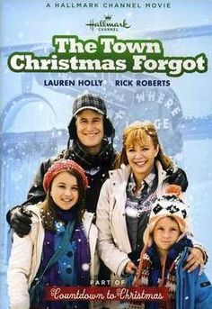 the town christmas forgot hallmark channel dvd item 883476120850 the town christmas forgot