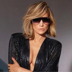 JLo & A-Rod's New Quay Australia's Sunglass Collection Sizzles #bobhair #hairtrend