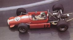 1969 Brabham BT24 - Ford (Silvio Moser)