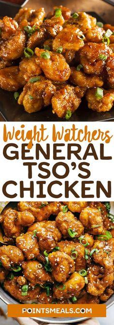 #weight_watchers General Tso's Chicken #chicken