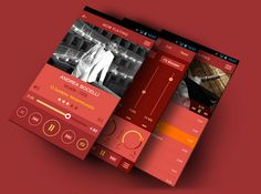 Amazing Mobile UI Examples for Inspiration