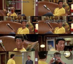 :-) OH Ross ...