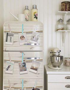 Skin magnética ou autocolante para frigorífico. www.pixie.pt