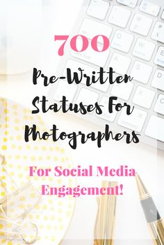 SOCIAL MEDIA HAS QUICKLY BECOME A POWER PLAYER WHEN IT COMES TO THE SUCCESS OF YOUR PHOTOGRAPHY STUDIO. IF YOU WANT TO JOIN THE BIG DOG RANKS OF PROFITABLE PHOTOGRAPHERS, THEN YOU MUST GET SOCIAL MEDIA ON YOUR TEAM.