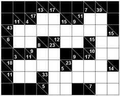 Number Logic Puzzles: 22618 - Kakuro size 3