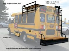 60 Ideas car camping ideas bus conversion for 2019 Bus Remodel, School Bus Tiny House, Converted School Bus, Rv Bus, Kombi Home, School Bus Conversion, Conversion Van, Bus Living, Short Bus