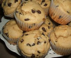 THE BEST CHEFS AMERICA RECIPES: Peanut Butter Chocolate Chip Muffins