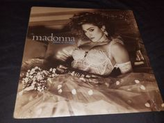 MADONNA Like A Virgin LP 1984 SIRE (VG+) - http://music.goshoppins.com/records/madonna-like-a-virgin-lp-1984-sire-vg/
