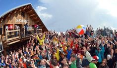 Fiesta esquí