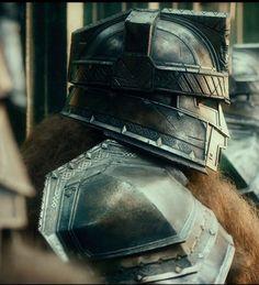 Dwarven armor from Erebor.