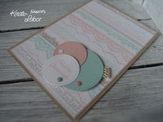 Nancy´s Kreativ-Labor Delicate Details SAB 2017 Stampin' Up!
