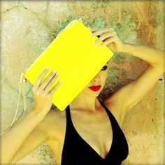 Yellow Clutch Yellow Clutch, Wild Orchid, Boutique, Stage, Handbags, Purses, Hand Bags, Women's Handbags, Bags