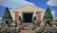 Animal Crossing Pocket Camp, Animal Crossing Game, Island Theme, Motifs Animal, Garden Animals, Art Prompts, Entrance Design, Island Design, Design Museum