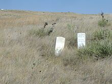 The Battle of Little Bighorn, Montana