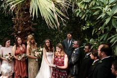 Sweet small wedding at one of the coolest wedding venues in Austin. Justines Secret House elopement in east Austin. Austin Wedding Venues, Secret House, Bridesmaid Dresses, Wedding Dresses, Intimate Weddings, Wedding Ceremony, Bridesmade Dresses, Bride Dresses, Bridal Gowns
