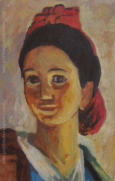 "Pablo Felipe Villegas Mañé ""Maja"" Homenaje a Francisco de Goya  Óleo sobre tela 53 x 35 cm.  http://www.portondesanpedro.com/ver-producto.php?id=12540"