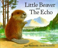 Little Beaver and the Echo - Amy MacDonald & Illustrated by Sarah Fox-Davies