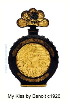 A blog about perfumes, from vintage to new, perfume bottles and perfume histories.