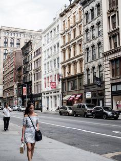 SoHo / Manhattan / New York / Travel / Noora&Noora nooraandnoora.com