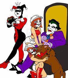 dee dee batman | Harley and the Dee Dee Twins II by ~xero87 on deviantART