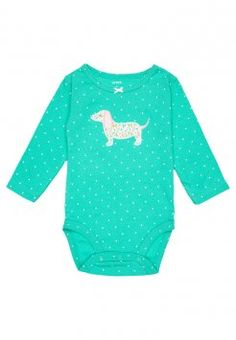 Carter's - Body - turquoise