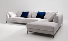 Contemporary sofa - FAT by Patricia Urquiola - B Italia