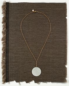 Long Lucky Charm | Lisa McKay Jewelry
