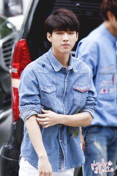 150720 #인피니트 Woohyun - KBS 'A Song for You' Recording
