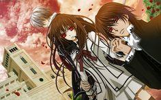 Zero, Yuki, and Kaname