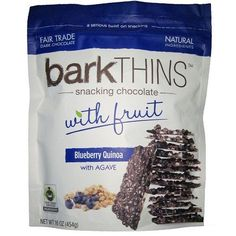 Bark Thins Dark Chocolate, Blueberry Quinoa (12x4.7 OZ) barkTHINS http://www.amazon.com/dp/B00QO2Y8ZG/ref=cm_sw_r_pi_dp_r01Lub1PWNXTY