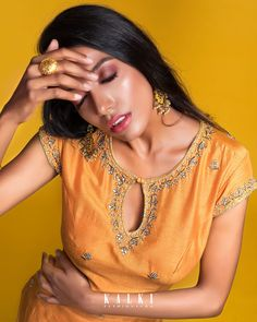 All the to-be-brides & newly weds can don this blazing palazzo ensemble which speaks the warm tone of sunset. Be it a work festive party or a family get together, this sun-orange outfit screams celebration. Flared Palazzo, Palazzo Pants, Family Get Together, Silk Shorts, Festival Party, Cotton Silk, Newlyweds, Festive, Brides