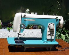 Restored Brother Model 190 Flairmatic by RebornSewingMachine, $290.00