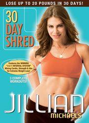 jillian michaels 30day shred... Love this DVD!