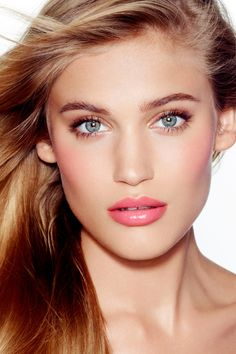 I'm sure this has been airbrushed like crazy, but what a face! Charlotte Tilbury|The Ingénue