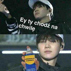 Kdrama Memes, Exo Memes, Bts Instagram, Asian Meme, Bts Kiss, Polish Memes, I See Fire, K Meme, Kpop