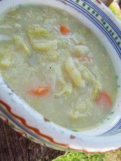 Nagyné Szalai Melinda egészség blogja: Frankfúrit leves-vegán