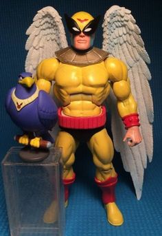 Harvey Birdman (Masters of the Universe) Custom Action Figure