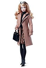 <em>Classic Camel Coat</em> Barbie® Doll