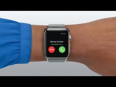 "▶ ••AppleWatch•• official intro video ""Guided Tour (6): PHONE CALLS"" 2015-04-15 Wed (1:13min) • preorder the revolution 2015-04-10 • PR since ""One More Thing..."" at Apple media event Tue 2014-09-09 ""Wish we could say more."" + event Mon 2015-03-09 ""Spring forward"" •band sizes: 38 or 42mm • Ed. 1 AppleWatch: 8 models / $549-$1099 • Ed. 2 AppleWatch SPORT: 10 models / $349 or $399 • Ed. 3 AppleWatch EDITION: 8 models / $10k or $12k • www.apple.com/watch"
