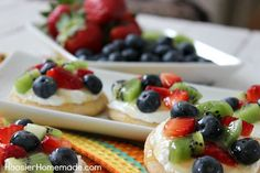 DELICIOUS DESSERTS TO TRY WITH KIDS