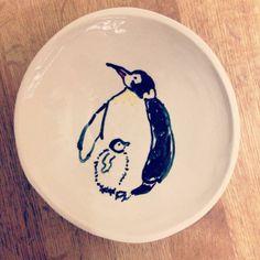 ON READING ちえちひろ展にて、一目惚れしたペンギン親子◍●⌄̈⃝●◍