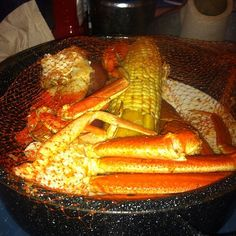 Joes Crab Shack Copycat Recipes: Ragin Cajun Steampot