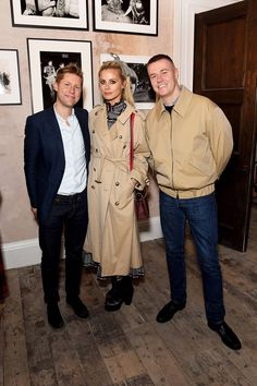 Burberry Here We Are exhibition private view Laura Bailey, Christopher Bailey, Shirley Baker, Tom Ford Gucci, Martin Parr, Documentary Photographers, Clothes Horse, Donna Karan, Style Icons