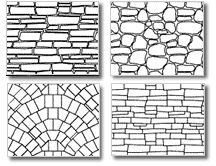 Wood and stone AutoCAD hatch patterns for all versions. Autodesk Software, Drafting Software, Pattern Names, Pattern Blocks, Hatch Autocad, Line Patterns, Color Patterns, Hatch Pattern, Free Photoshop