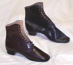 Robert Land Footwear Ltd.   Lady's 1860's American Walking Shoe