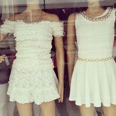 full of white