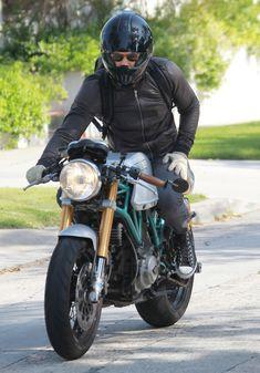 Ducati Sport Classic 1000/Ryan Reynolds. yeah bro...